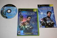 Deus Ex Invisible War Microsoft Xbox Video Game Complete