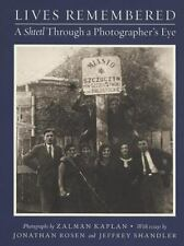 Lives Remembered: A Shtetl Through a Photographer's Eye-ExLibrary