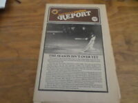 "San Diego Padres Report ""April 30 1979"" Free Domestic Shipping"