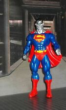 DC DIRECT COLLECTIBLES ROBOT SUPERMAN - FROM THROUGH THE AGES GIFT SET