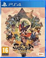 Sakuna: of Rice and Ruin PS4 Playstation 4 Brand New Sealed