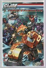 G.I. JOE VS THE TRANSFORMERS 3: ART OF WAR #1-5 NEAR MINT SET 2006
