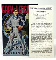 Edward E Smith PhD - Grey (Gray) Lensman - Sci Fi FEL - First Edition Library