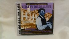 Fats Waller The Ultimate Collection 24 Tracks Import 1998 Prism Leisure cd4018