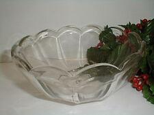 "Central Glass Works/Jefferson EAPG COLONIAL CHIPPENDALE KRYS-TOL Krystol 7"" Bowl"