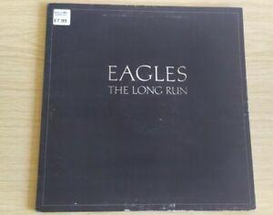 Eagles The Long Run Vinyl Record Album LP 1979 Asylum A1 B1 K52181 1st Pressing