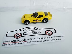 1977 HOT WHEELS - PENNZOIL - PONTIAC FIREBIRD TRANS AM FUNNY CAR - DIECAST