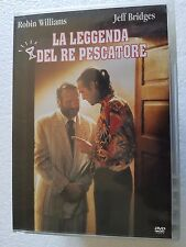 DVD USED LA LEGGENDA DEL RE PESCATORE - ROBIN WILLIAMS JEFF BRIDGES -