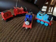 Thomas & Friends DieCast Train Mighty Mac, Thomas, James, 5 Coal Tender 2002-6