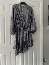 NEW. Forever Unique Sparkly Dress Size 18