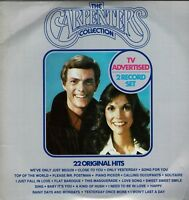 "CARPENTERS Collection 12"" Vinyl DOUBLE LP Album CANADIAN PRESSING TVLP78041 DA"