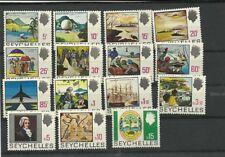 Seychellen Schiffe Schlacht Flugzeug 1969   259 - 273 **    /7/