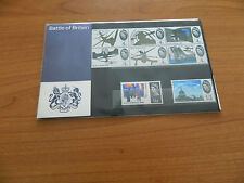 1965 BATTLE OF BRITAIN PRESENTATION PACK (No 7) IN MINT CONDITION - NEW SLEEVE