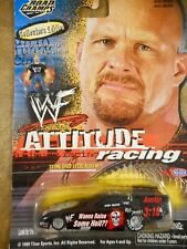 ROAD CHAMPS ATTITUDE RACING STEVE AUSTIN 1:64TH SCALE DIE-CAST
