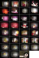 16mm Film-Filmkunst-Comics-Trickfilm-Ich habe eine Wut von Sevensko Film 1976