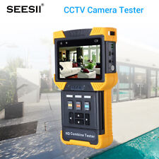 "DT-T70 HD 1080P CCTV Tester IPC Camera Analog Security Monitor 4""ONVIF Brand New"