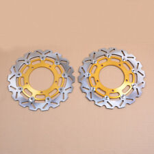 HIG Front Brake Disc Rotor For Suzuki GSX 1300 RK8 RK9 Hayabusa B-King 2008-2013