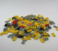 LEGO exponer enrejillado BALDOSAS 1 x 2 Liso Diferentes Colores Gris Negro