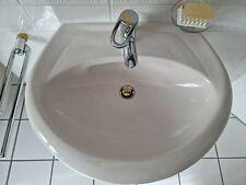 Waschbecken Villeroy & Boch Viala 700 mm in pergamon