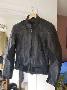 Belstaff Leather motorcycle jacket UK42 Large