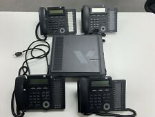 Vertical SBX 320/IP PBX Phone System with 4) 24 Button Phones and Voice Mail