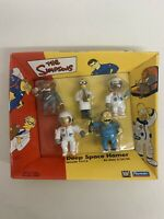 The Simpsons Deep Space Homer Episode #1F13 Playmates Action Figures NIB