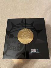 Mezco One 12 Krig 13 : The Black Spartan Edition