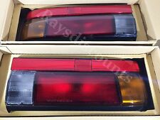 OEM Toyota 85-87 AE86 Kouki Corolla Redline Hatchback Tail Lights Set Genuine