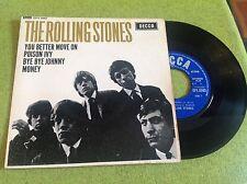EP THE ROLLING STONES- UK DECCA MONO DFE 8560 -1964