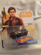 Star Wars Hot Wheels Han Solo Movie Han Solo Diecast Carships