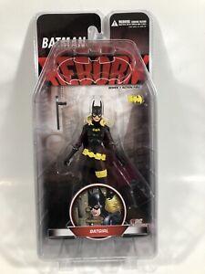 "2012 DC DIRECT BATMAN REBORN SERIES 1 STEPHANIE BROWN BATGIRL 6"" FIGURE NEW HOT"
