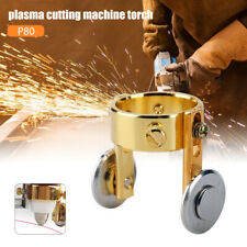 Welding Steel & Aluminum Cutter Roller Guide Wheel For Plasma P-80 Torch & other
