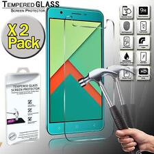 2 Pack Real Tempered Glass Screen Protector Cover For Elephone C1X