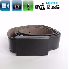 30 FPS HD Camera Spy Belt DV Video Recorder Secret Pinhole Cam Audio Camcorder