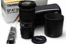 Tamron SP B01 180mm F/3.5 Di Macro f. Canon