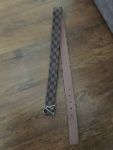 mens lv belt 44/110
