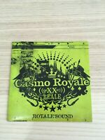 Casinò Royale - Royale'Sound - CD Single PROMO - 2006 NM RARO!