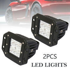 36W 2p LED Work Light Bar Spot Flood Offroad Roof Lights Driving Lamp Truck Bar