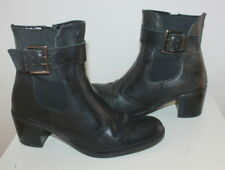 Unknown label ankle boots women Eur 38 US-Aus 7 USED