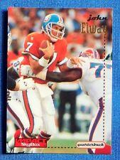 John Elway Denver Broncos 1996 Skybox Impact NFL Football Card #42