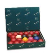 Snooker Kugelsatz ORIGINAL Aramith, 52,4 mm, NEU