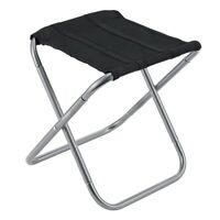 Folding Fishing Chair Picnic Camping Chair Aluminium Outdoor Easy to Carry  U8G4