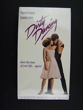 Dirty Dancing VHS Patrick Swayze Jennifer Grey New Sealed