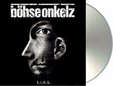 """Böhse Onkelz """"e.i.n.s."""" CD Album NEU"""