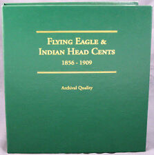 Littleton Coin Album LCA24 Flying Eagle & Indian Head Cent 1856-1909