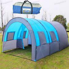 EWUGO 4-6 Personen Tunnelzelt Campingzelt Familienzelt Gruppenzelt Camping Zelt