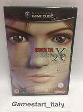 RESIDENT EVIL CODE VERONICA X (GAME CUBE) - NEW SEALED PAL VERSION - VERY RARE