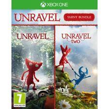 Unravel Yarny 1 2 Bundle Xbox One Game for Microsoft Xb1 - &