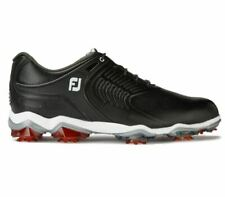 FootJoy Men's Tour-S Golf Shoes 55304 Black/White 8.5 Medium (D) NEW #75960