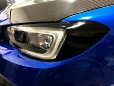Crux Moto Air Release Headlight C Light Overlays fits WRX & STi 2015 - 2020